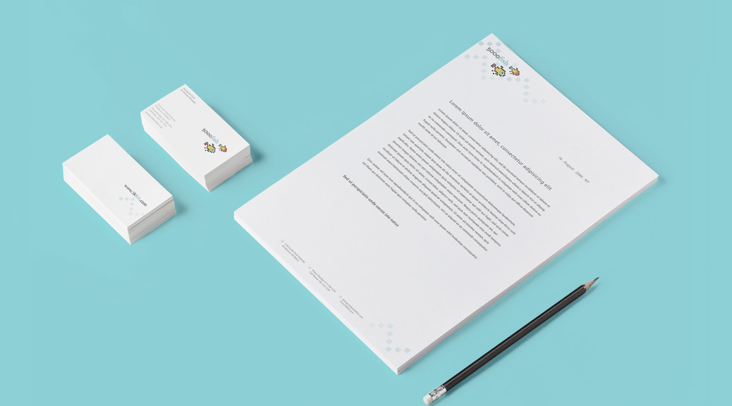 Stationery Design 5000fish