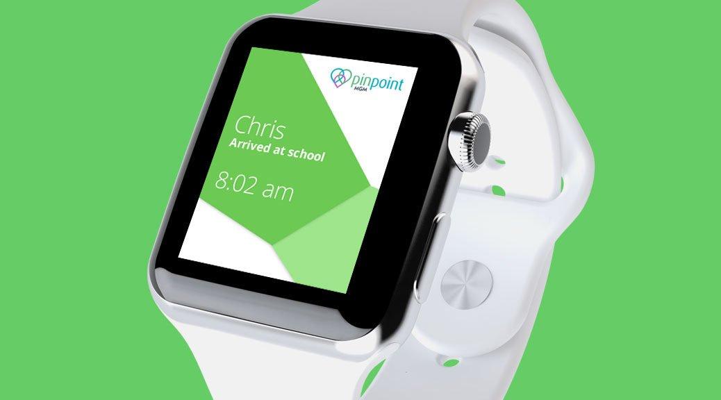 watch app design by Nadya Quintanilla
