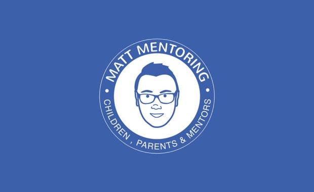 Brand strategy,  brand identity and website design for Matt Mentoring