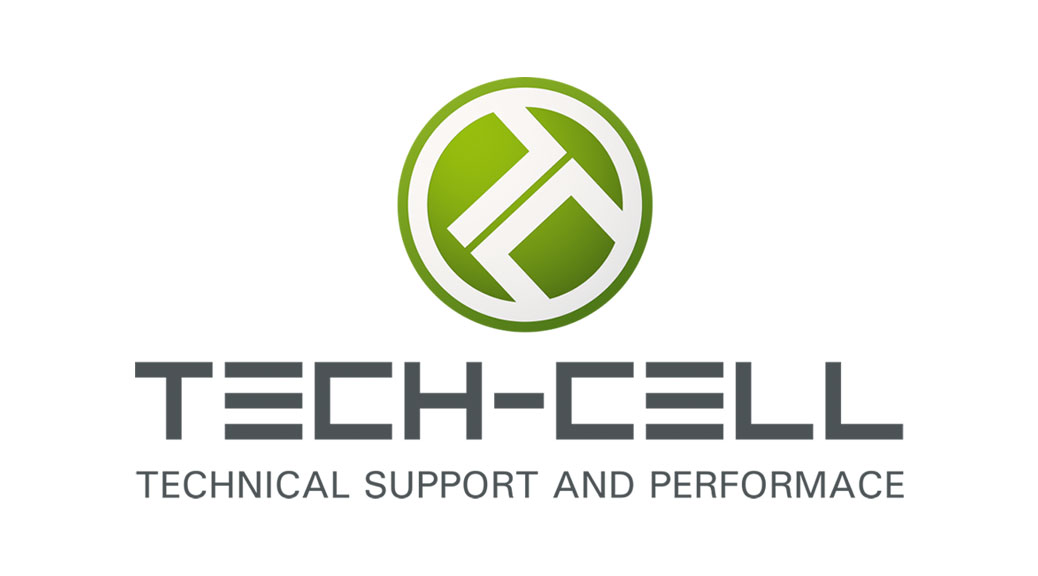 logotype design TECH-CELL