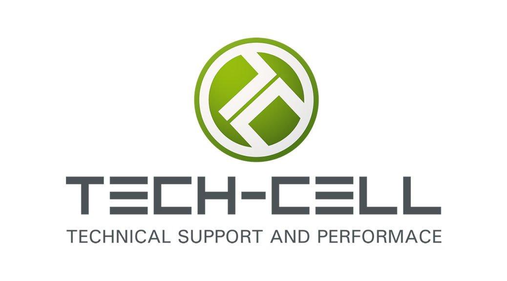 logotype design TECH-CELL
