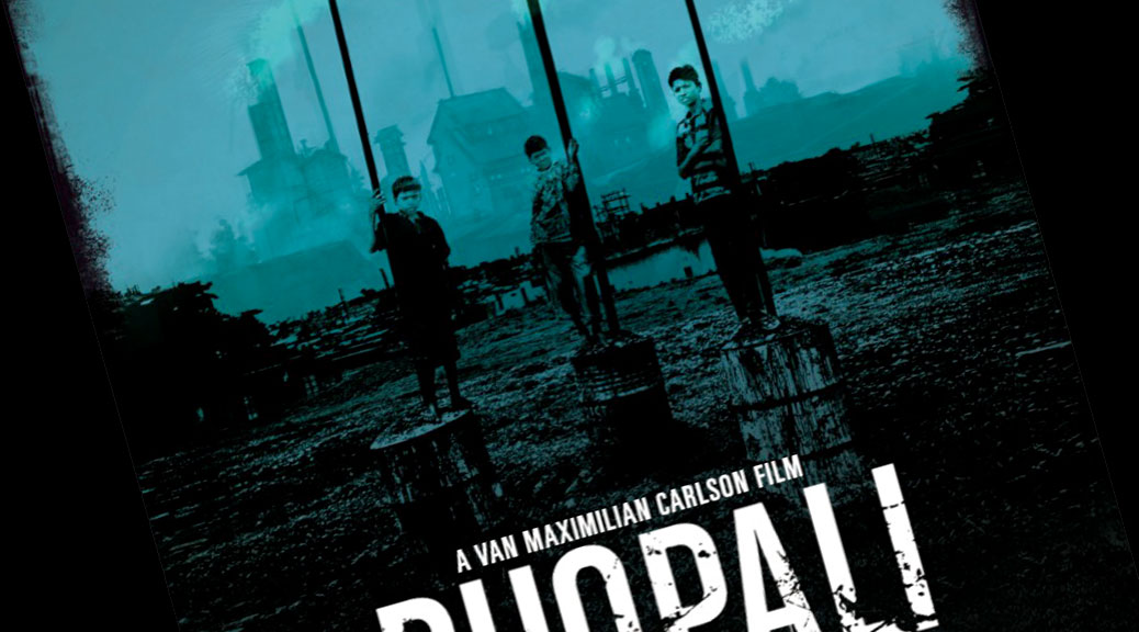 Movie Poster Bhopali